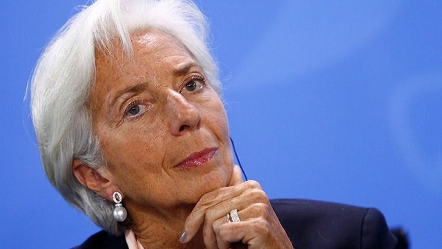 Lagarde fustige à son tour la politique commerciale de Trump