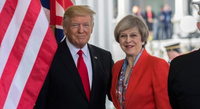 Washington et Londres négocient un accord commercial majeur