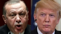 Syrie: Trump menace de