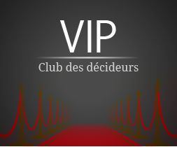 VIP: Club des décideurs